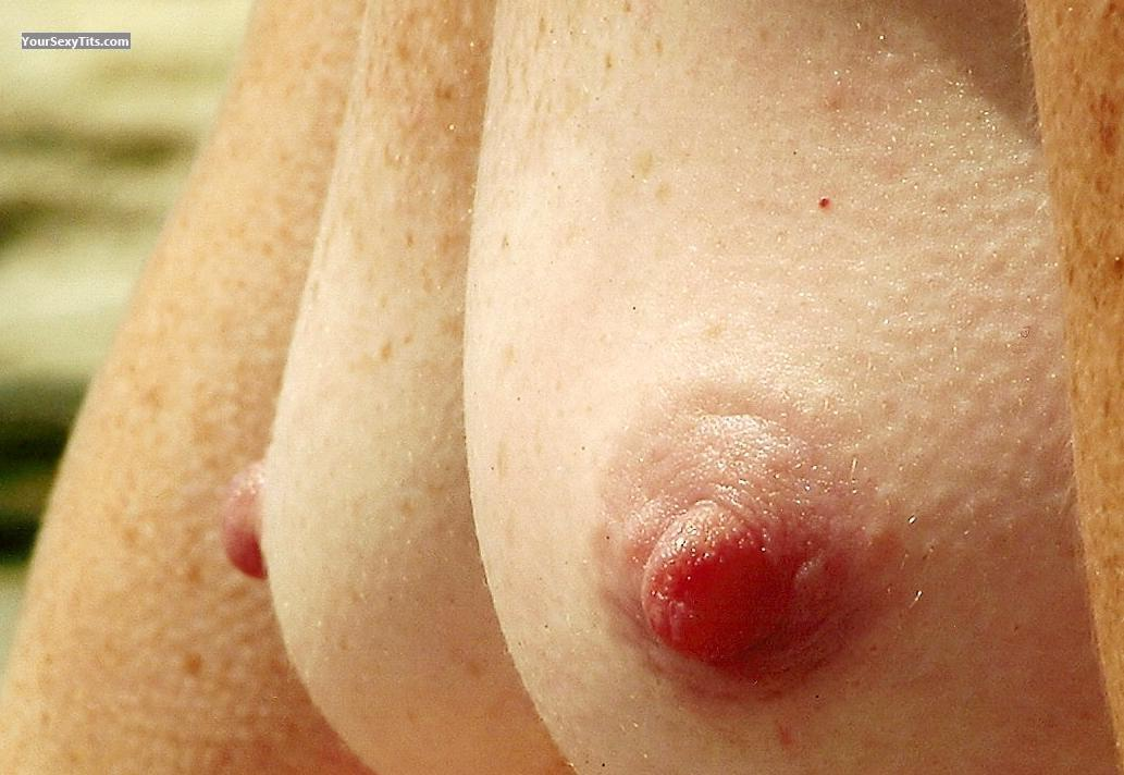 Tit Flash: My Very Small Tits (Selfie) - Jody from United Kingdom