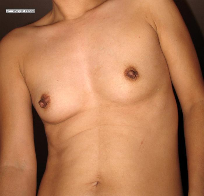 Very small Tits Wife Mei