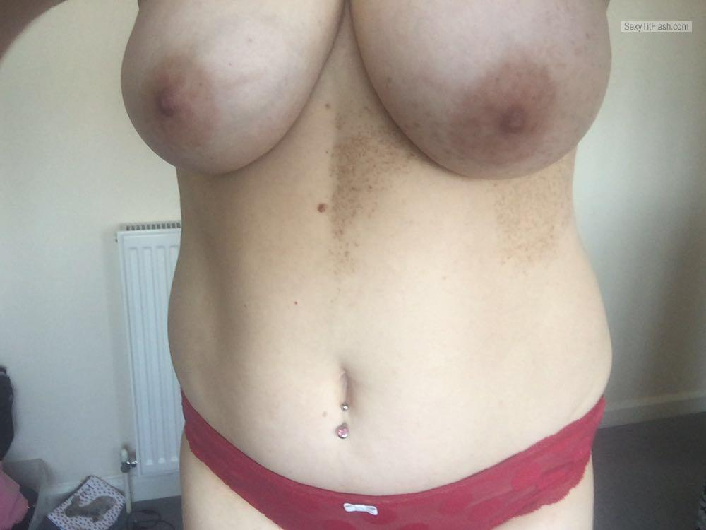 My Very small Tits Selfie by Sexy Becky