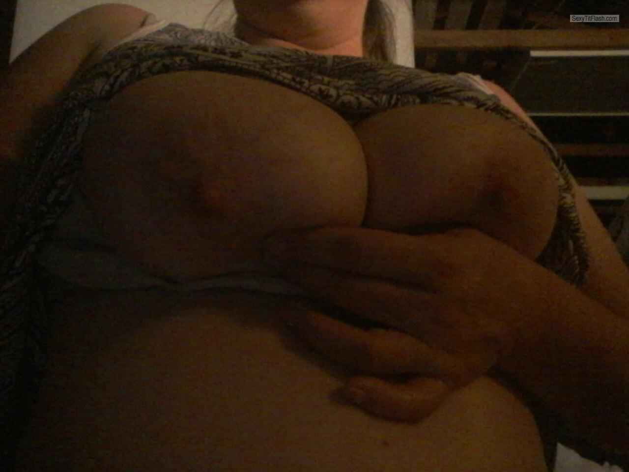 My Very small Tits Selfie by Shysexydd