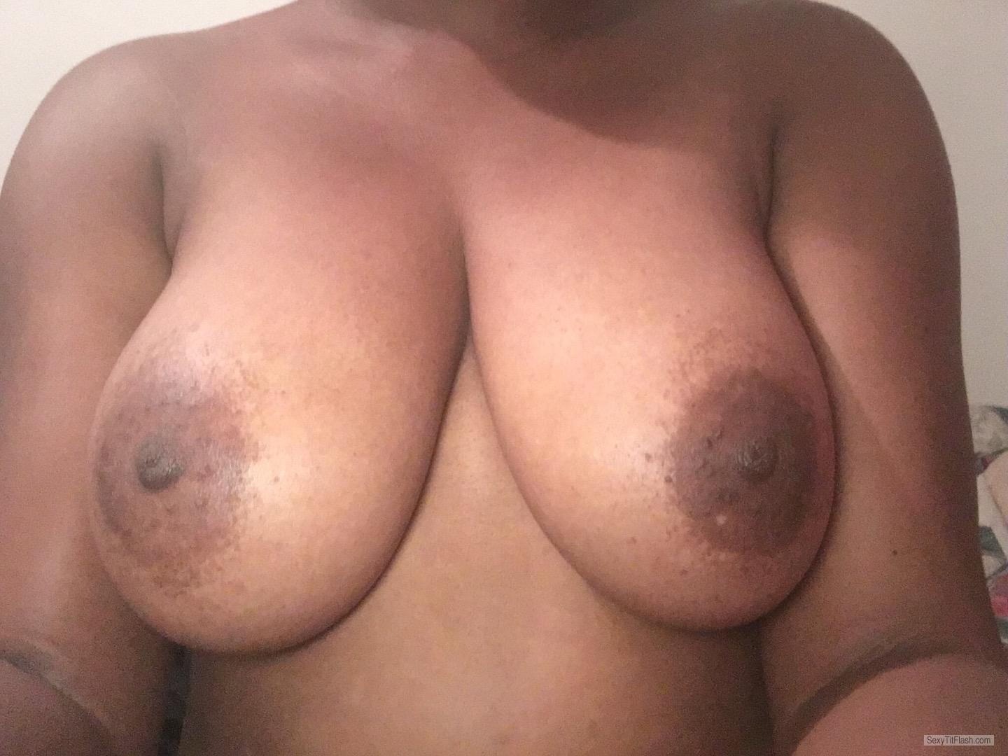 My Very small Tits Selfie by Juicy Boobs