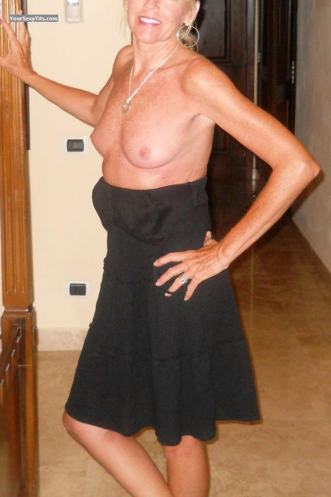 Very small Tits MILF 1954