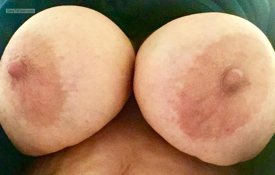 My Very small Tits Topless Selfie by Lucious