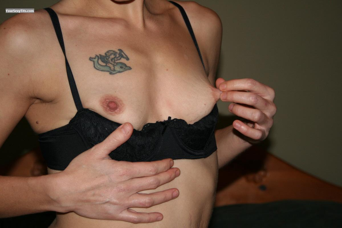 Very small Tits Of My Girlfriend Loula