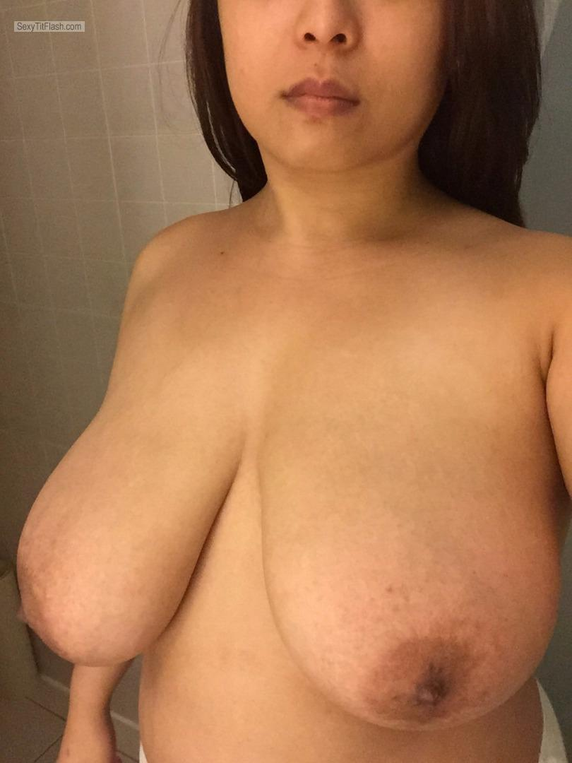 My Very small Tits Topless Leeann