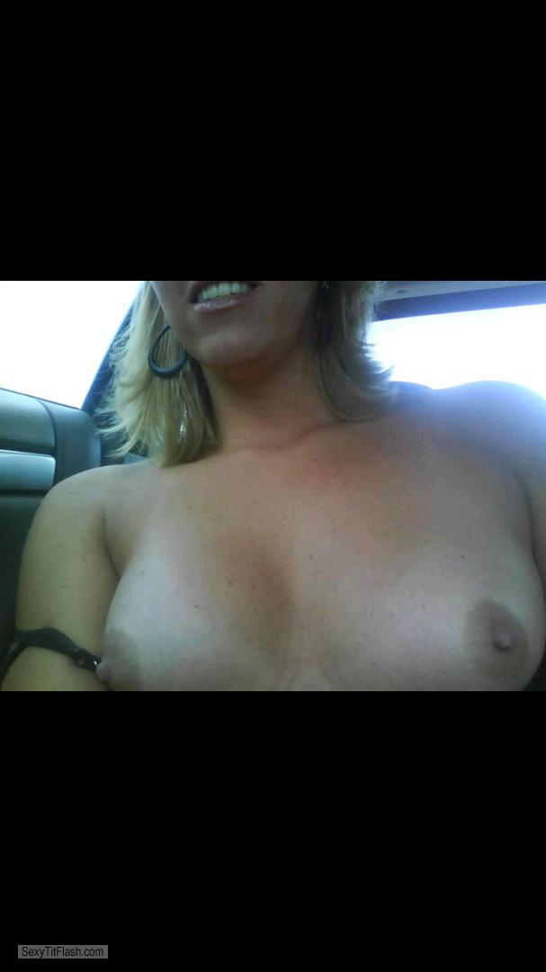 Very small Tits Of My Girlfriend Topless Kate Edinmiller