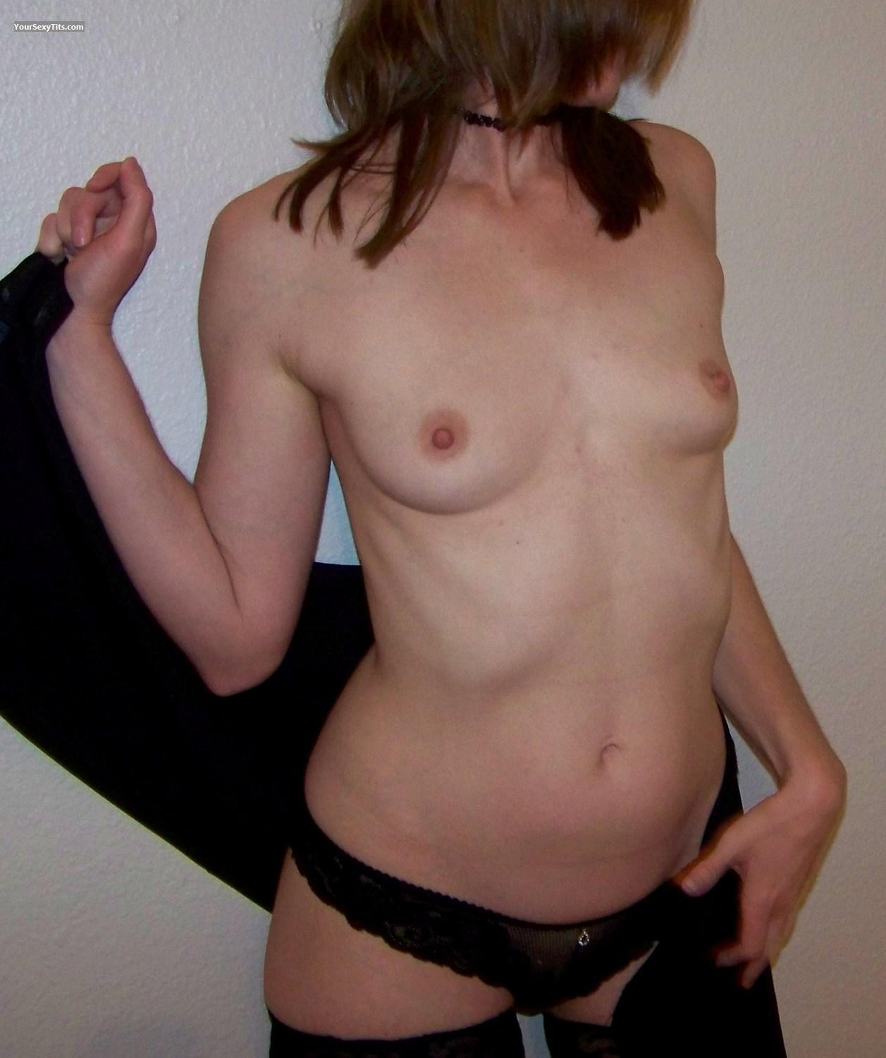 Very small Tits Shy And Sexy