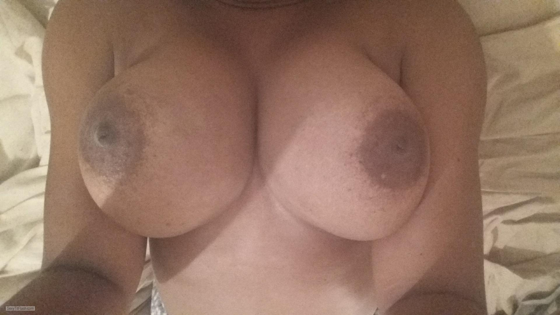 My Very small Tits Topless Big Boobs