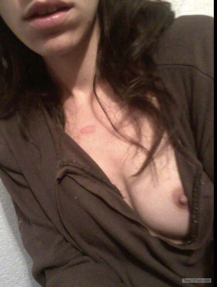 My Very small Tits Sluttymaria