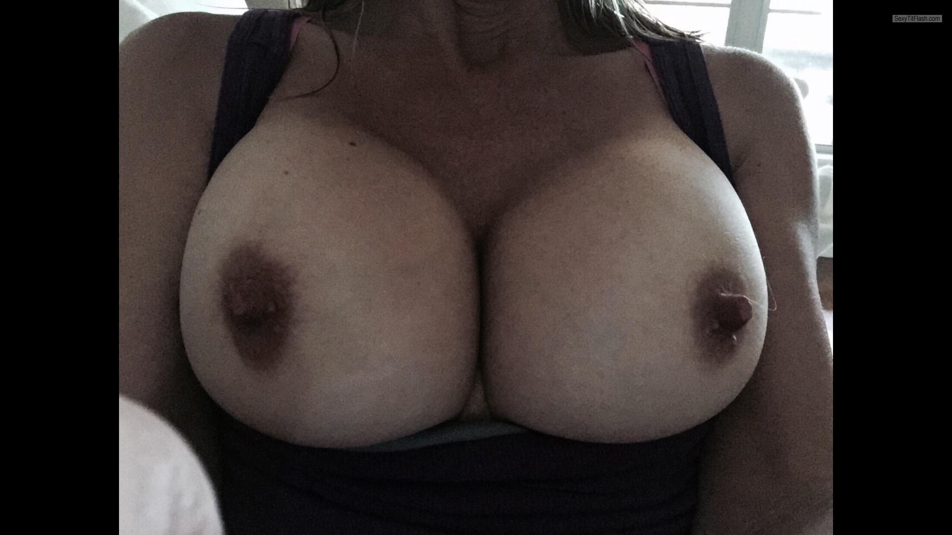 My Very small Tits Selfie by Nips