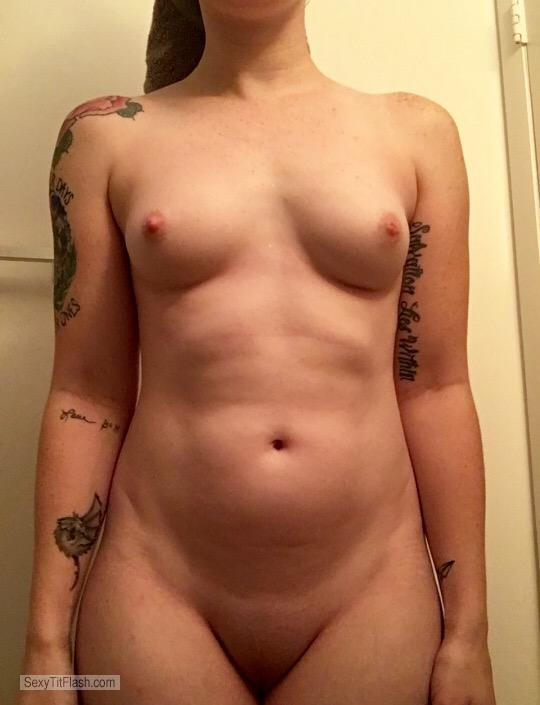 My Very small Tits Topless DLG