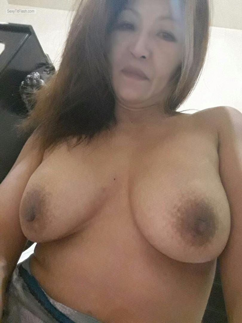 My Very small Tits Topless Jane