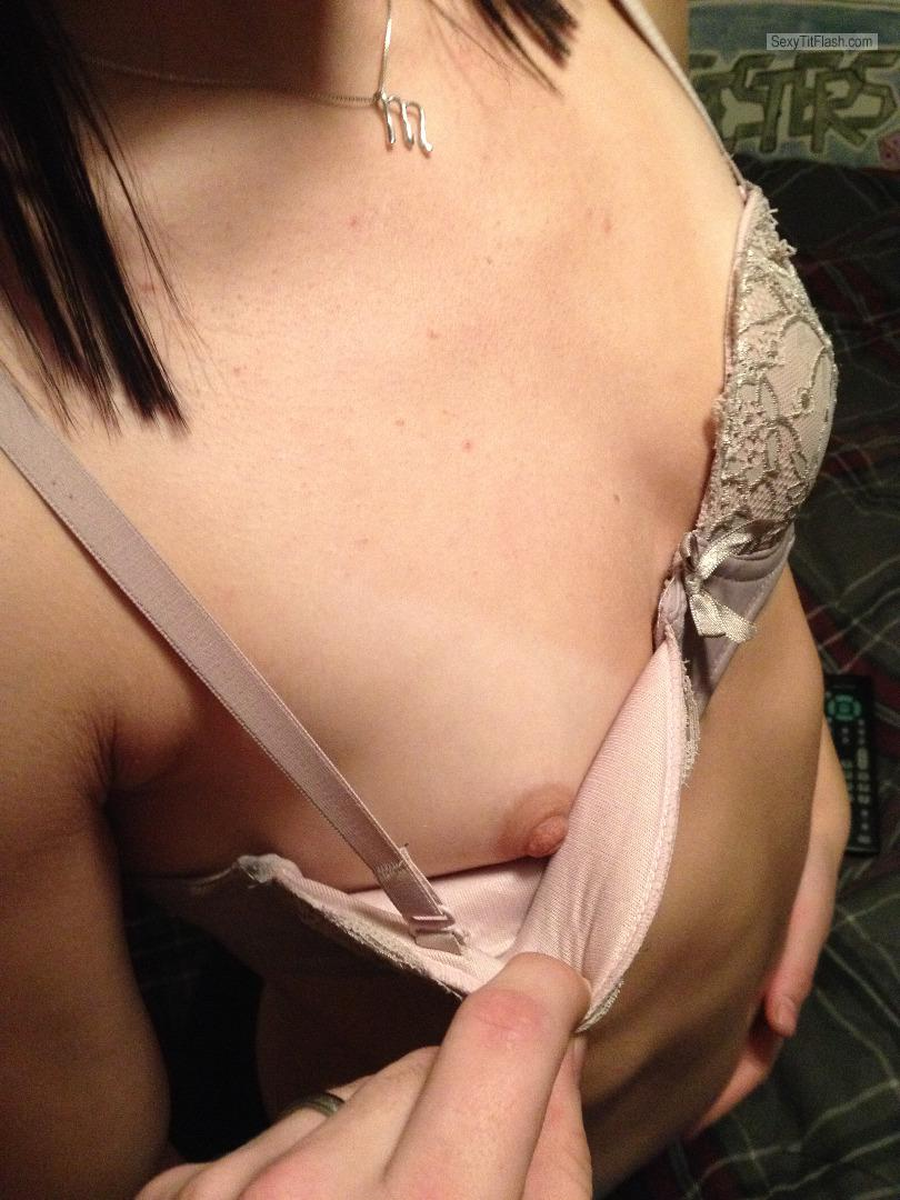 Very small Tits Of My Ex-Wife Melina