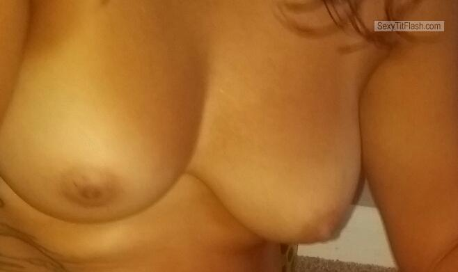 My Very small Tits Topless Hot Girl