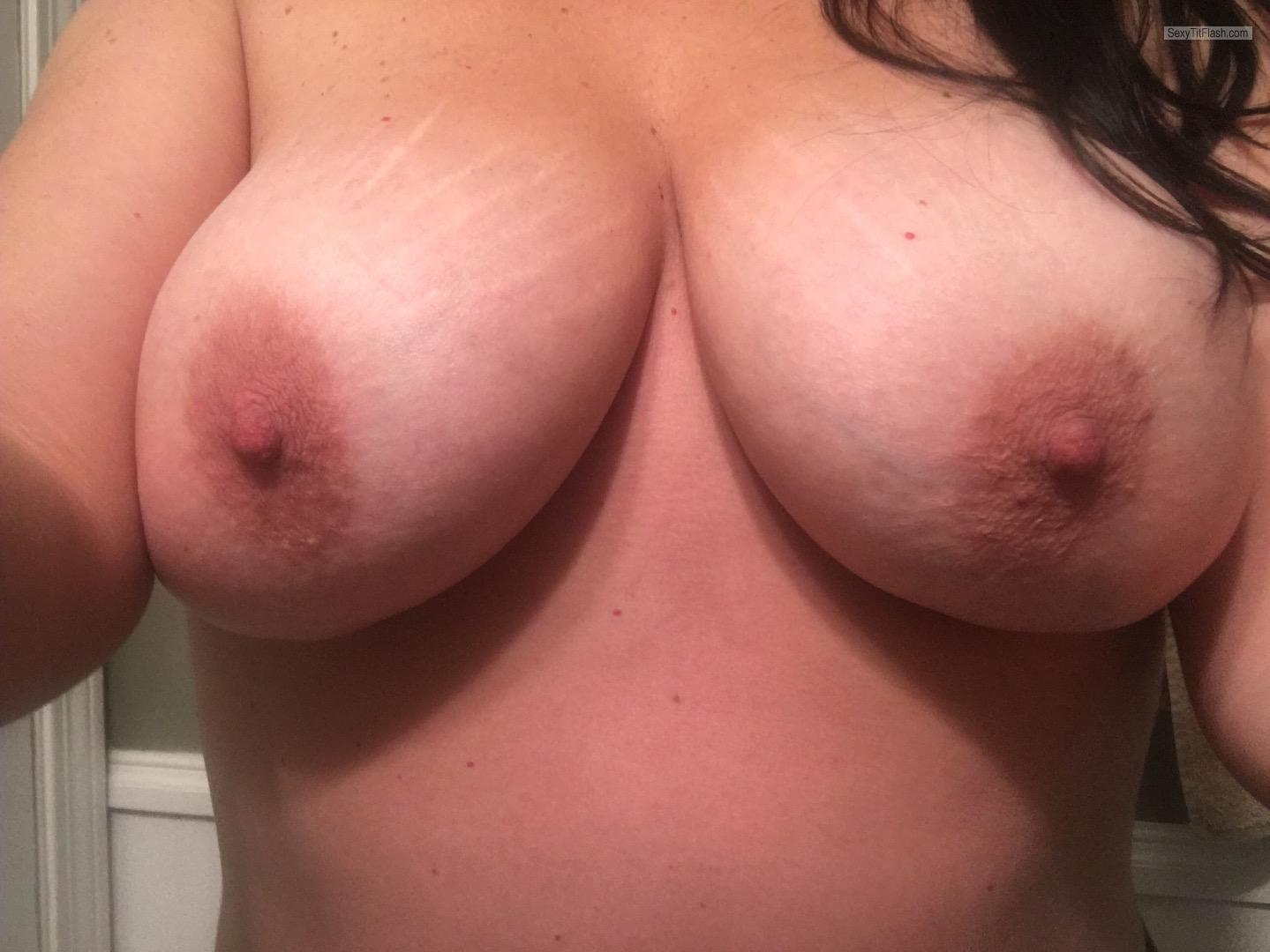 My Very small Tits Selfie by Shan