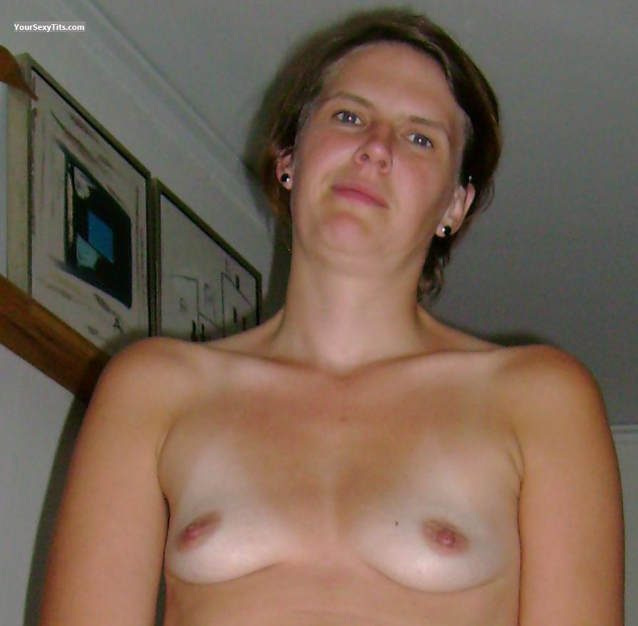 Milf small titties