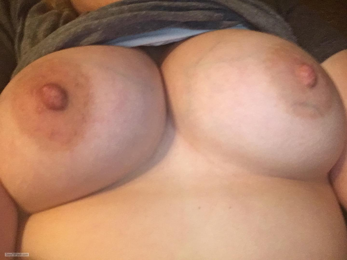 My Very small Tits Topless Jj