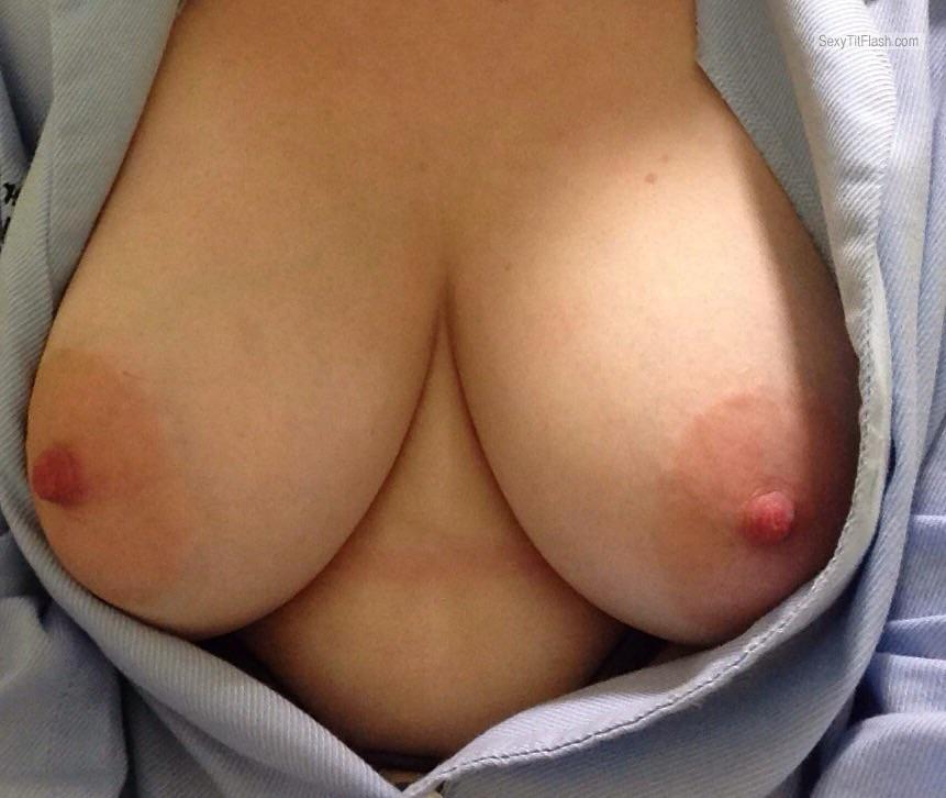 Big Tits Of My Room Mate Tracy