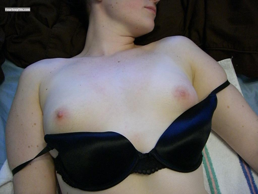 Very small Tits Of My Wife Alison