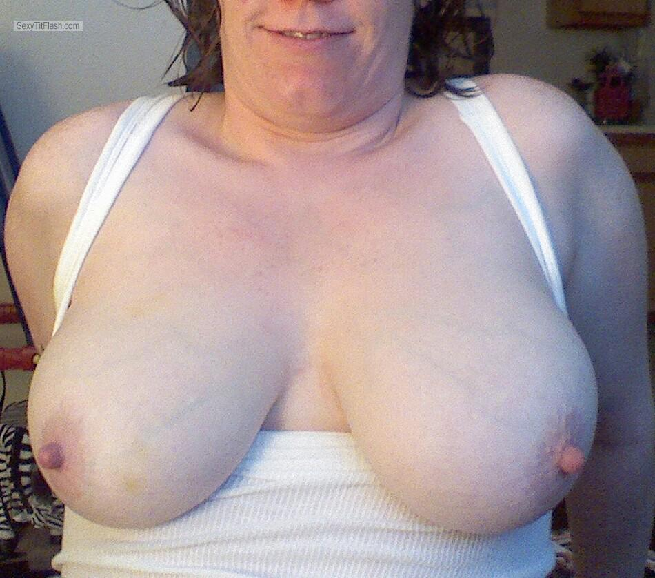 My Very small Tits Topless Sexy Breasts And Hard Pink N
