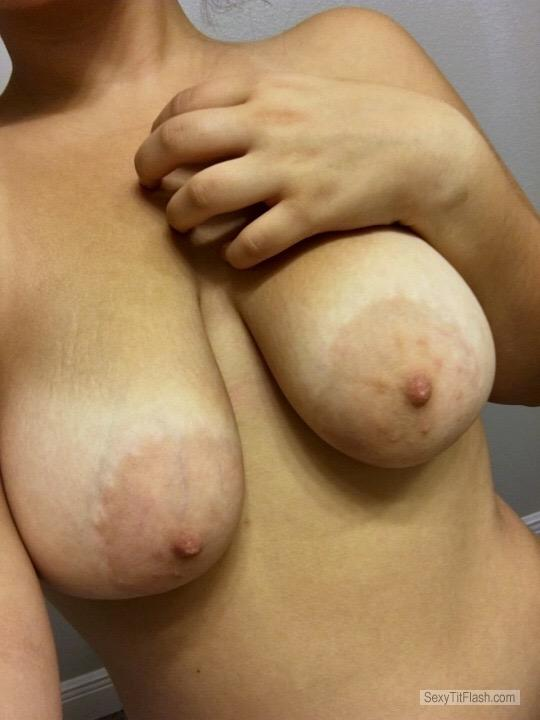 My Very small Tits Topless AreolaAnne