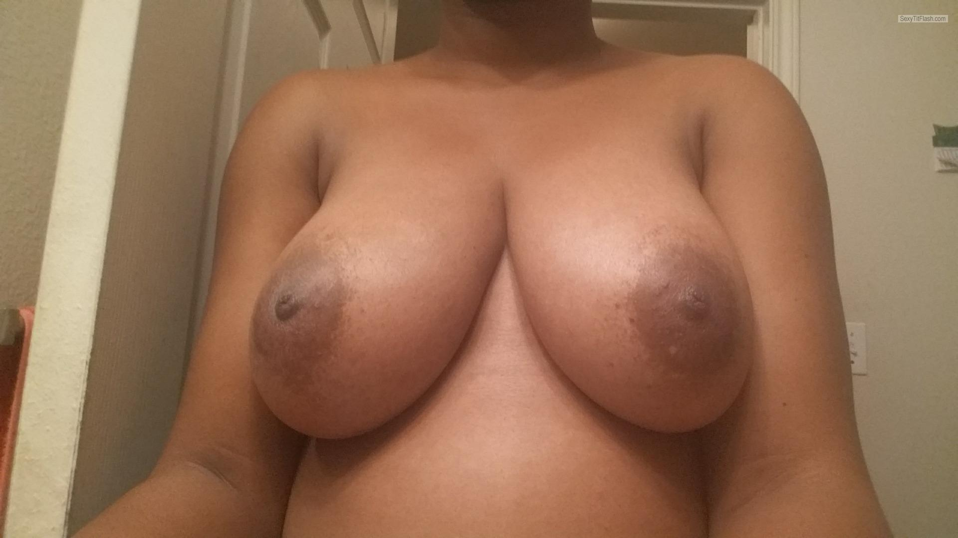 My Very small Tits Topless Huge Tits