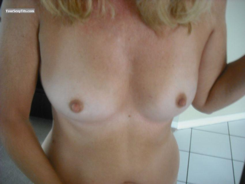 Very small Tits Stacy