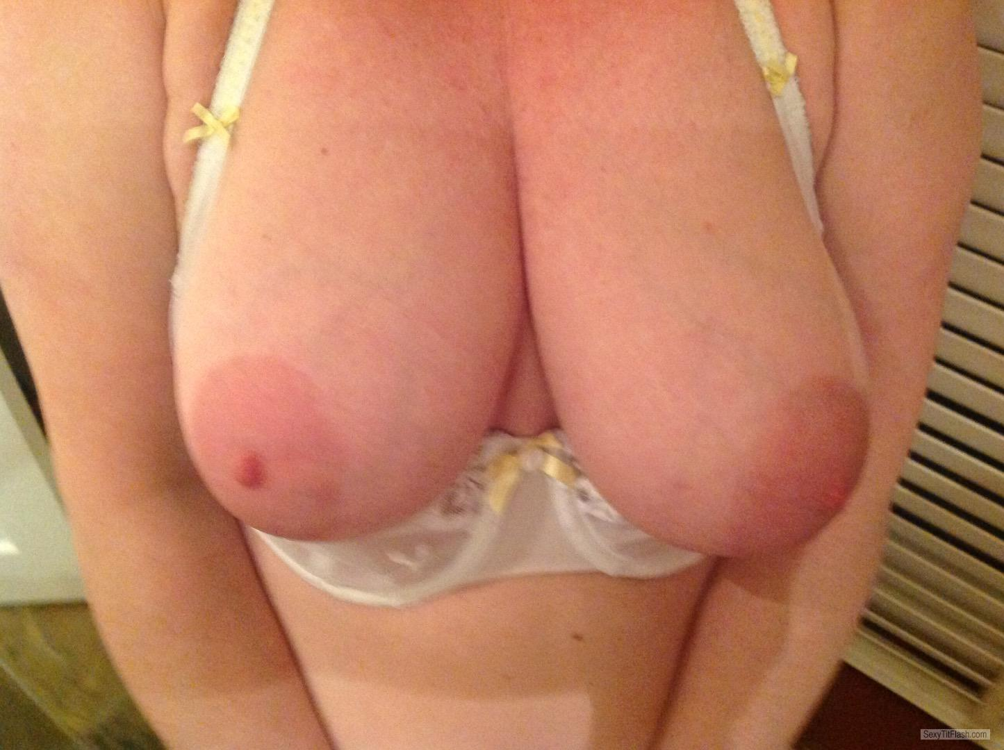 My Very small Tits Selfie by Big Cum Tits