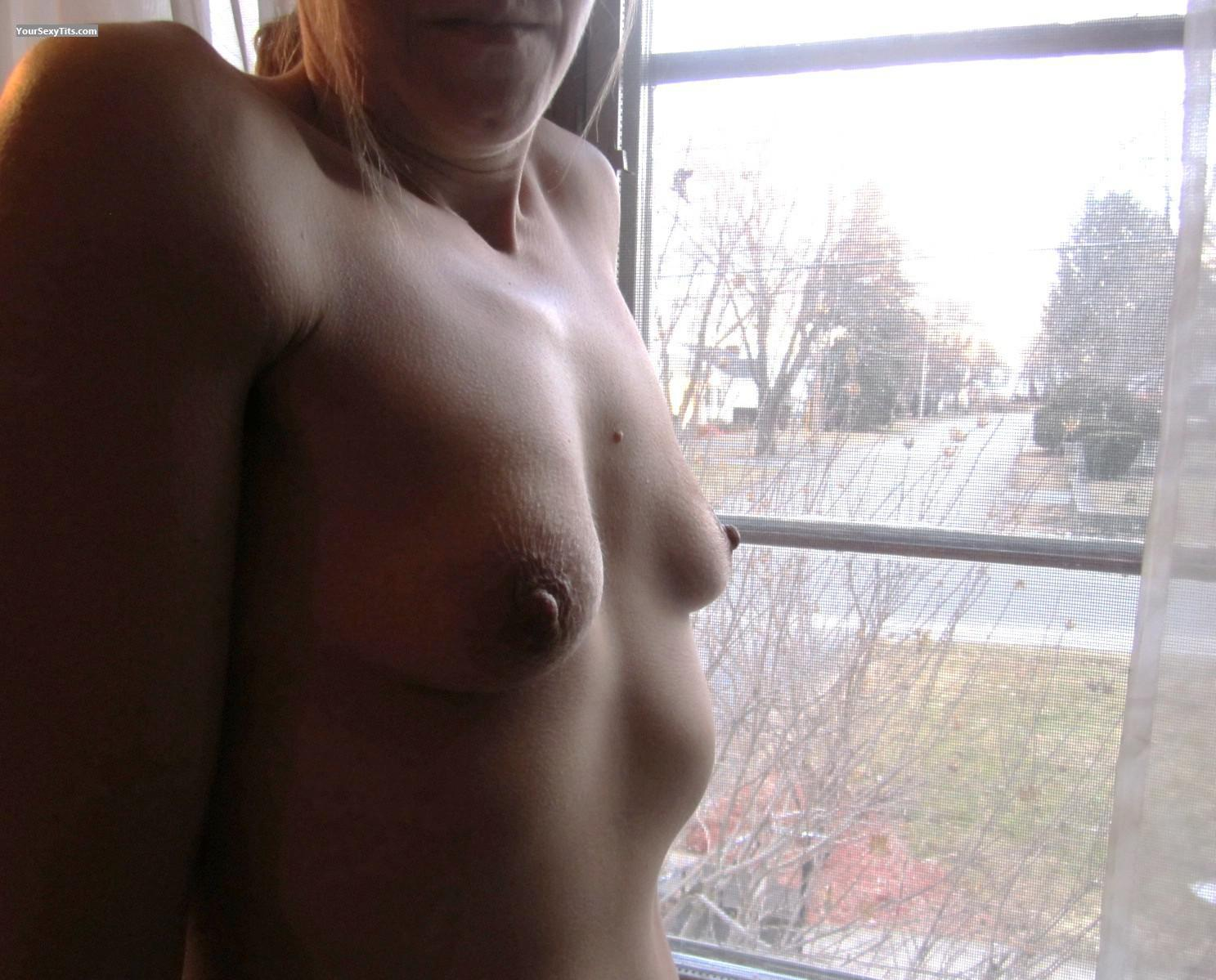Very small Tits Of My Wife Crberg