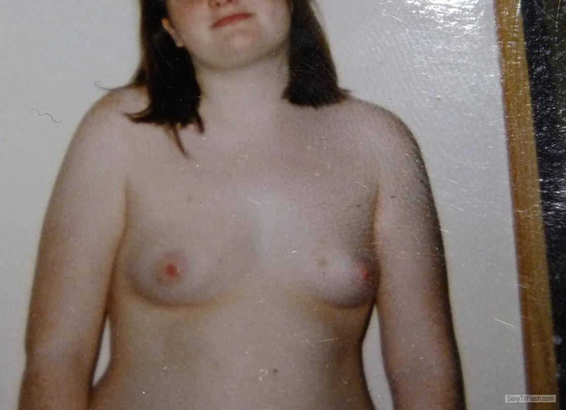 My Very small Tits Topless 18 Year Old