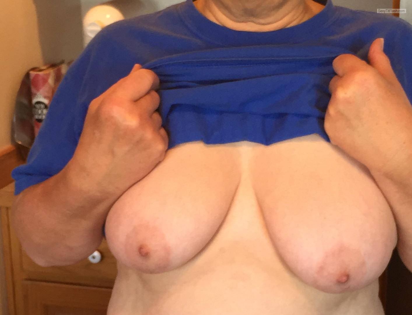 My Big Tits My Wife's Breasts
