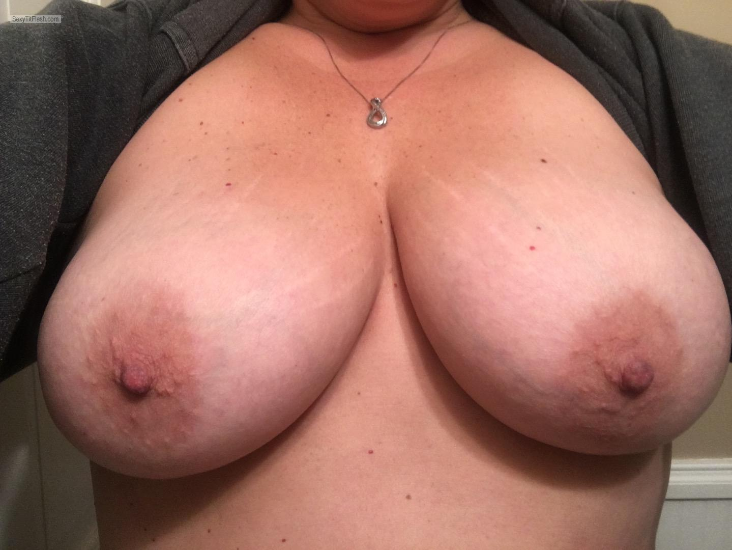 My Very small Tits Topless Shannon